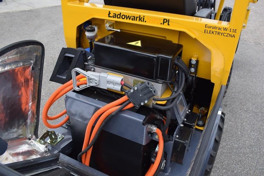 Eurotrac -W11E - elektryczna - 11L