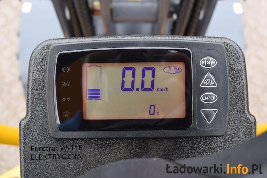 Eurotrac -W11E - elektryczna - 12L