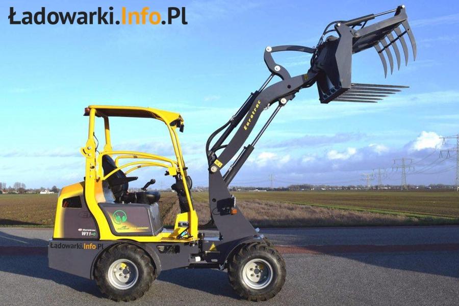 Eurotrac -W11E - elektryczna - 2L