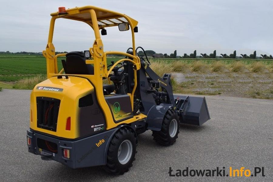 Eurotrac -W11E - elektryczna - 5L