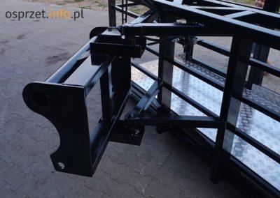 Kosz roboczy - skrętny hydraulicznie - fot 1L