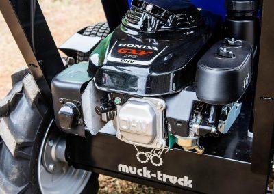 MAX TRUCK - samojezdna mini-wywrotka, 365 kg 225 l - fot 4L