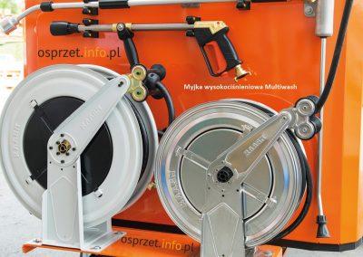 Myjka wysokociśnieniowa Multiwash - WOM - fot 3L