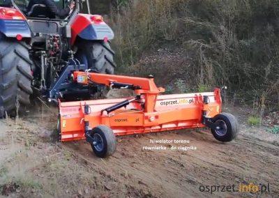 Niwelator -równiarka-terenu-ZGT - FOT 10L