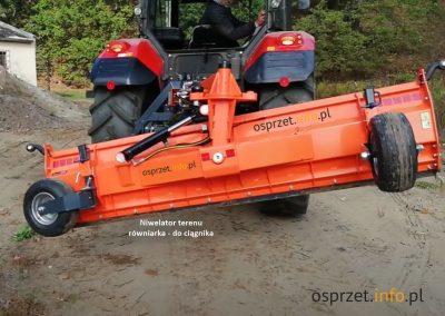 Niwelator -równiarka-terenu-ZGT - FOT 7L