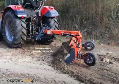 Niwelator -równiarka-terenu-ZGT - FOT 9L