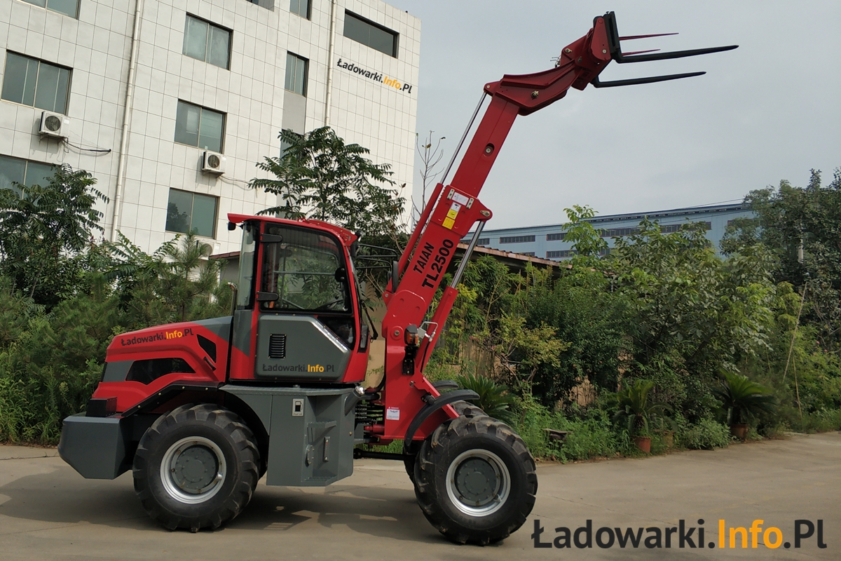 TAIAN TL2500 - model 2020 - fot 1L