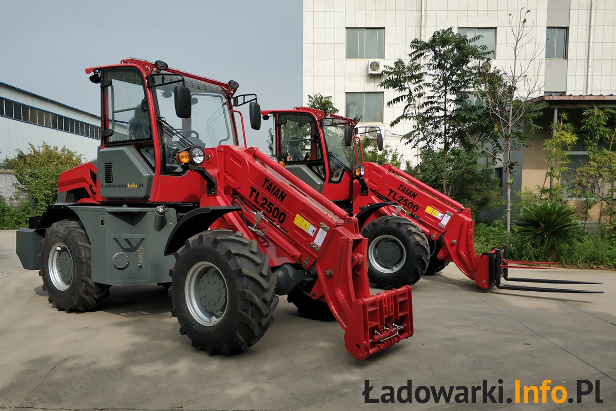 TAIAN TL2500 - model 2020 - fot 3L