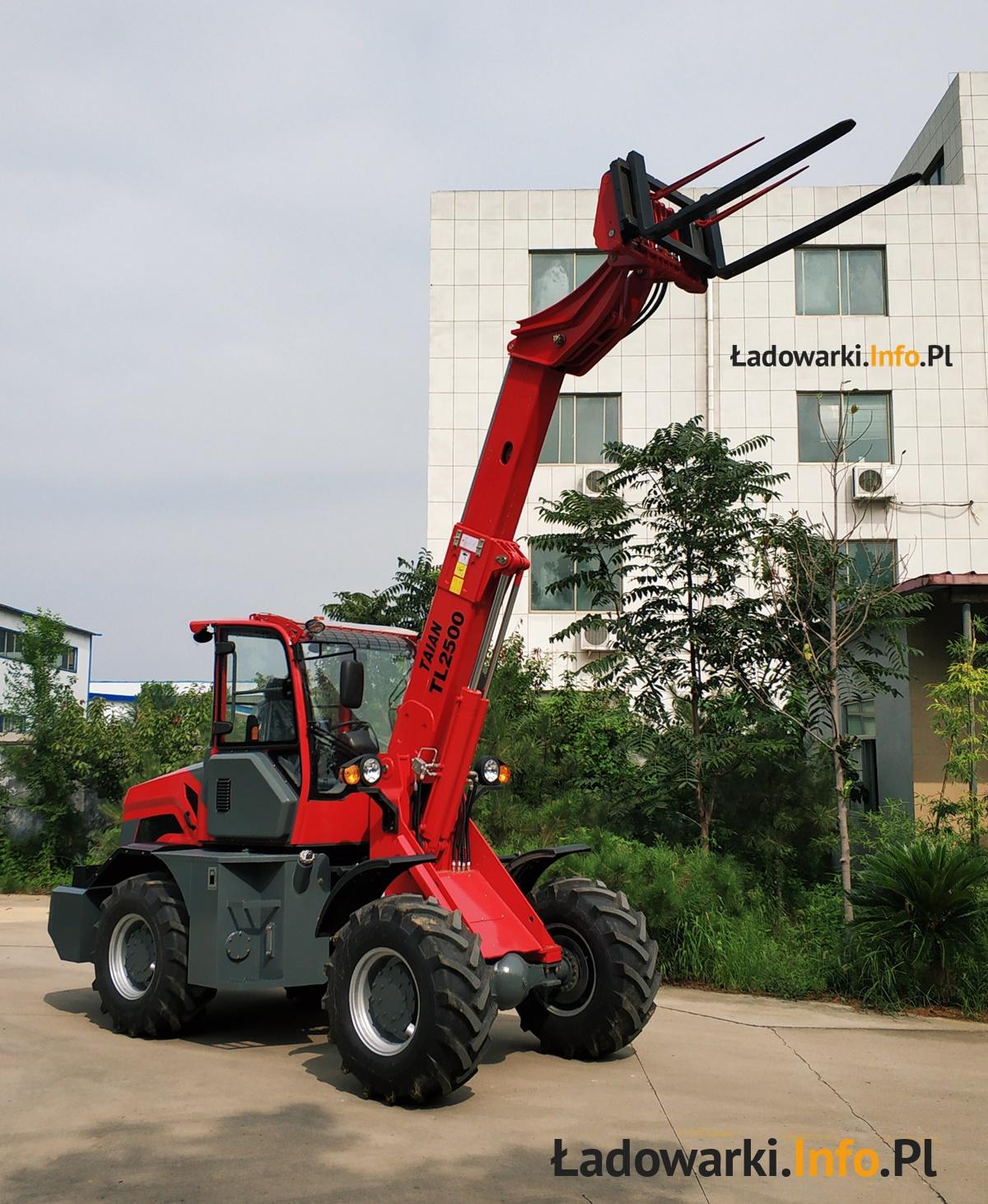 TAIAN TL2500 - model 2020 - fot 4L