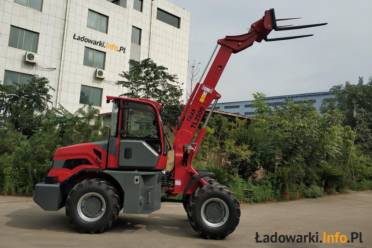 TAIAN TL2500 - model 2020 - fot 6L