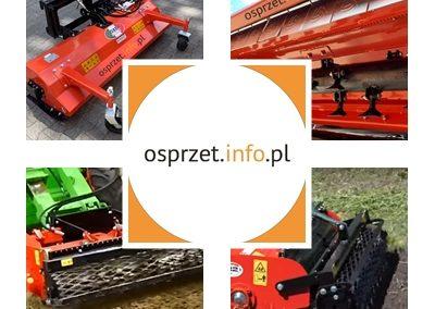 kosiarki bijakowe- glebogryzarki - www.osprzet.info.pl