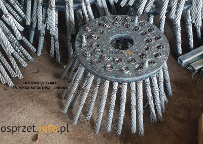 odchwaszczarka hydrauliczna - fot 20L