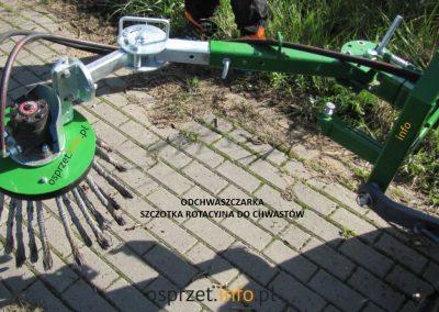 odchwaszczarka hydrauliczna - fot 5L